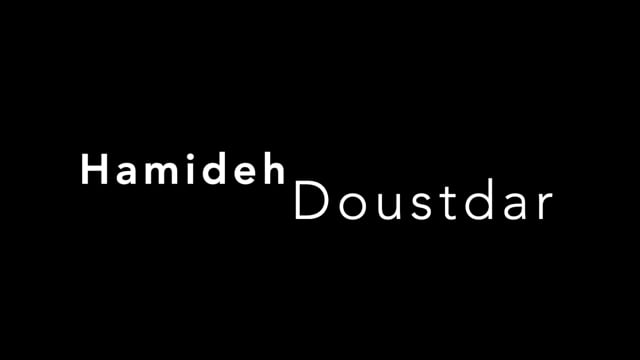 Hamideh Doustdar